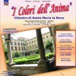 """Rassegna d'Arte """"I Colori dell'Anima"""" – 16 – 24 Maggio 2018 a cura del Maestro DI PALMA"""